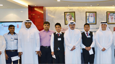 Dubai World Central honours DED